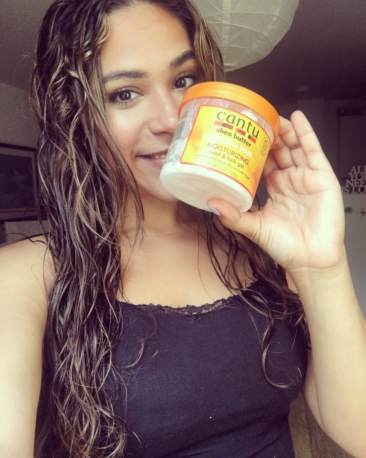 mixed race curly hair care