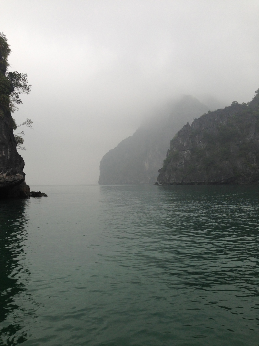 Halong Bay in April