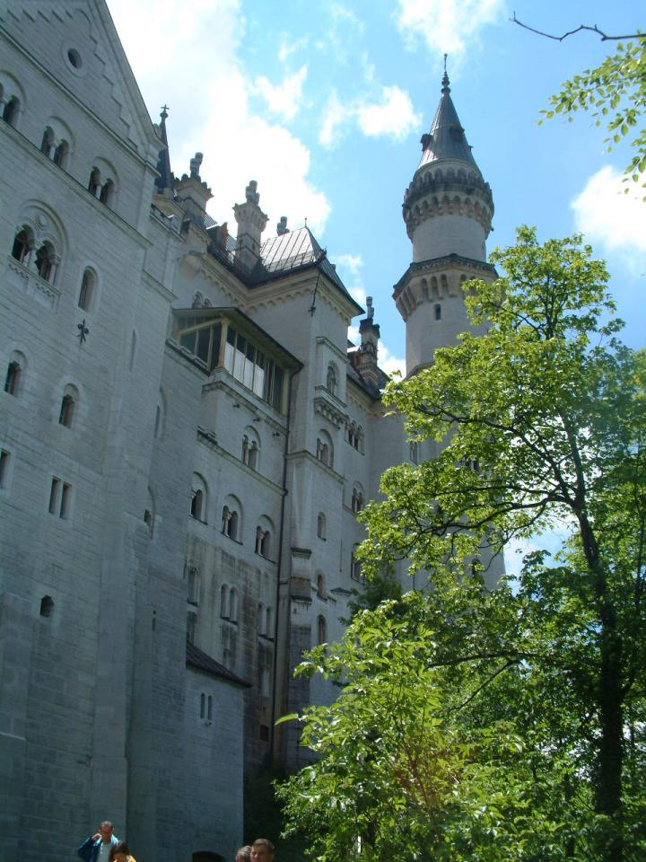 A real life Disney Fairytale – Schloss (Castle) Neuschwanstein