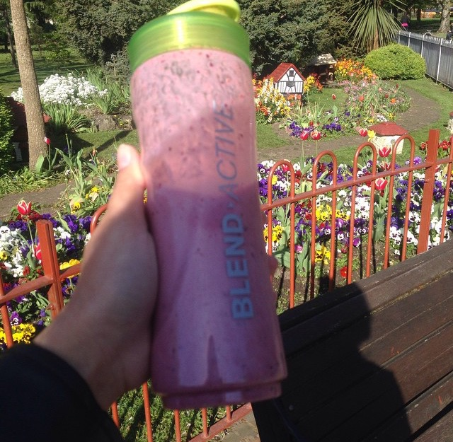 Blend Active Smoothie