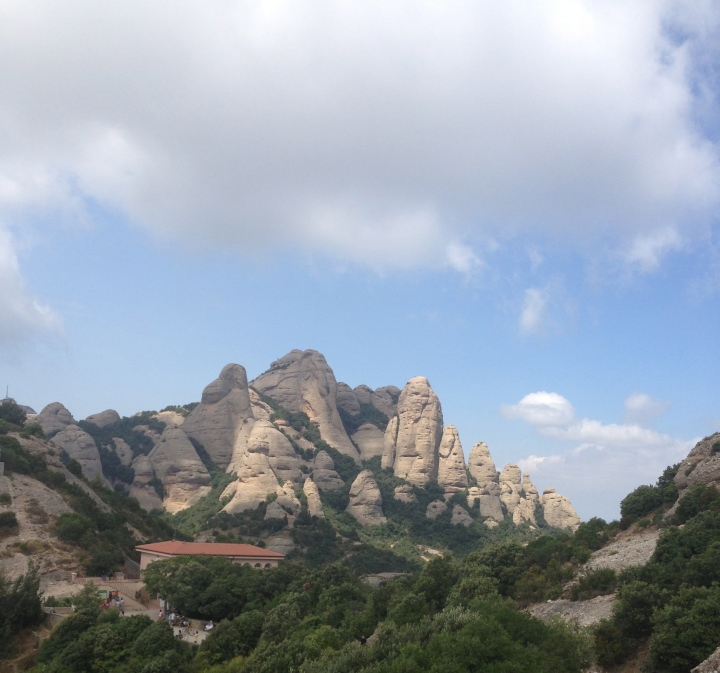 Magical Montserrat – The Saw Tooth Mountain