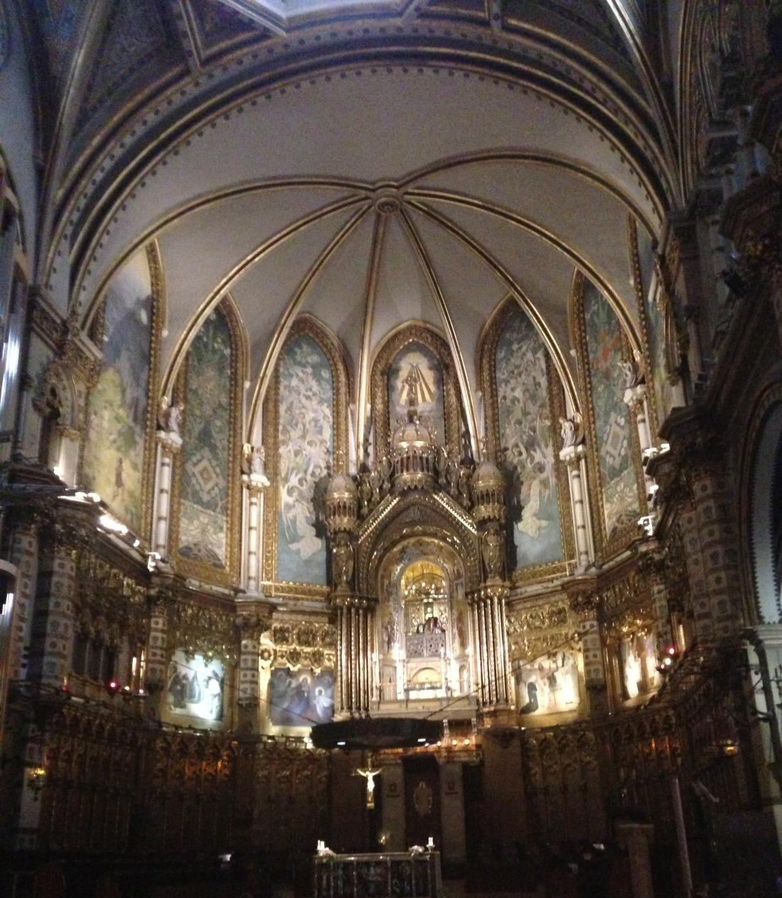 Virgin of Montserrat