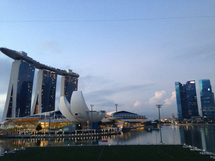 Taking in the island of Singapore in 48hours