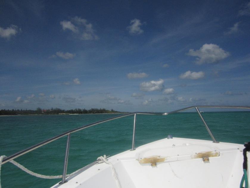 bahamas boat