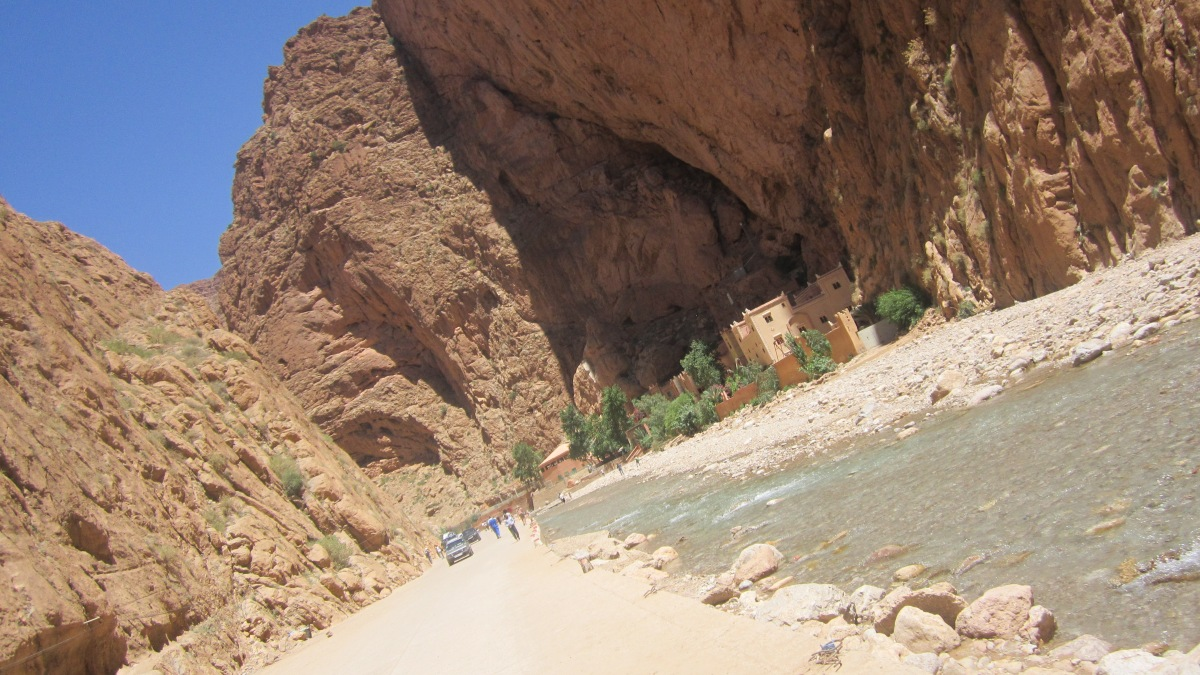 The journey to the Sahara – Ait Ben Haddou and Todgha Gorge