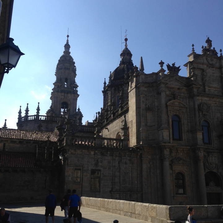 Cathedral santiago