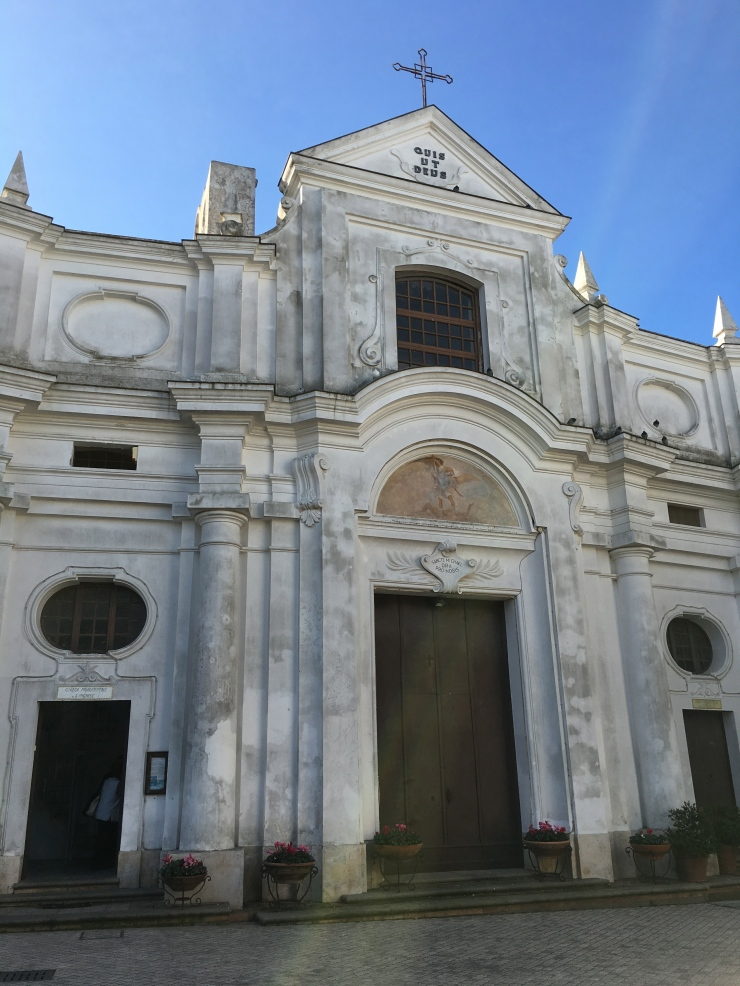 church of san Michel