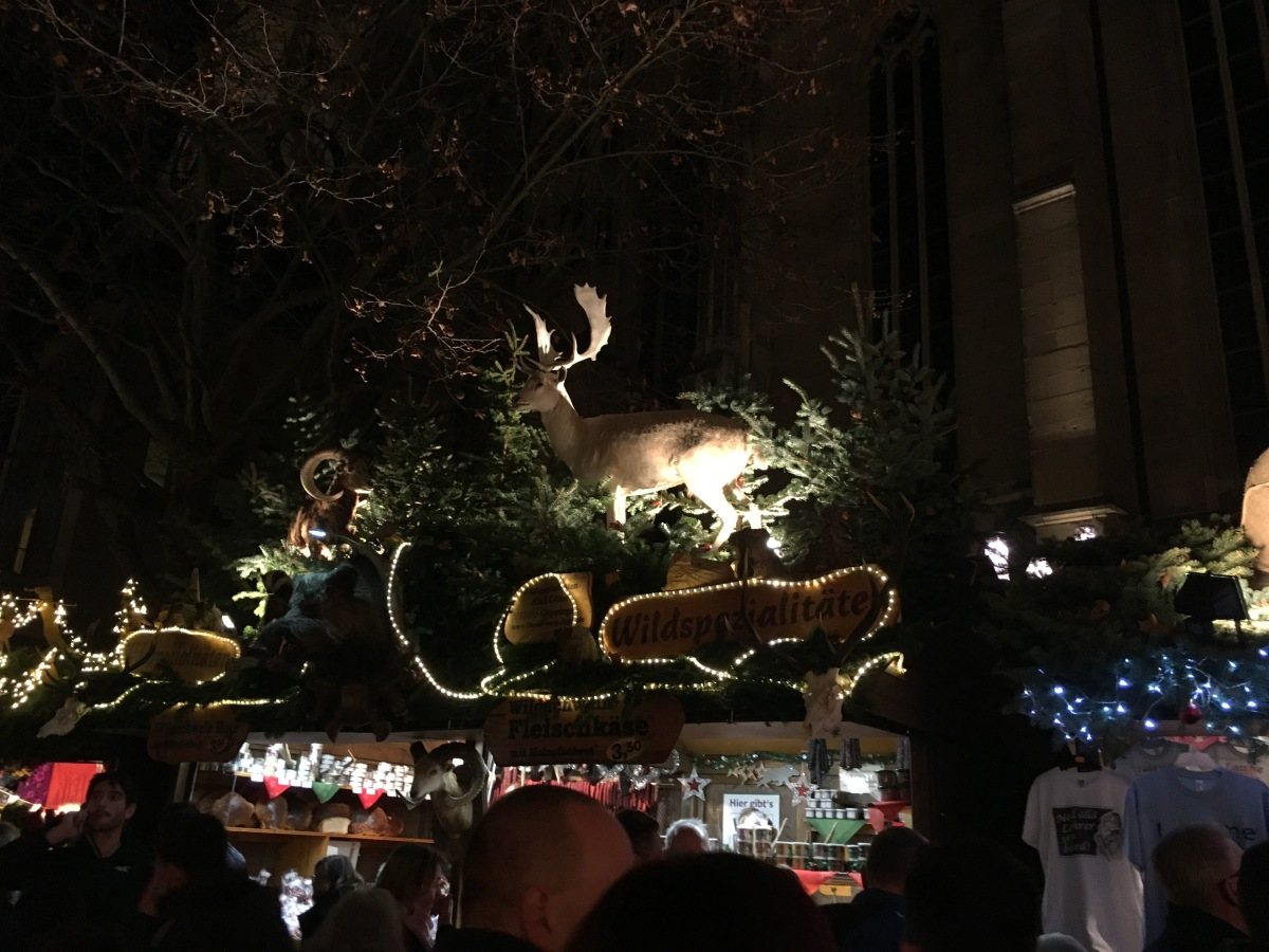 Germany's prettiest medieval ChristmasMarket