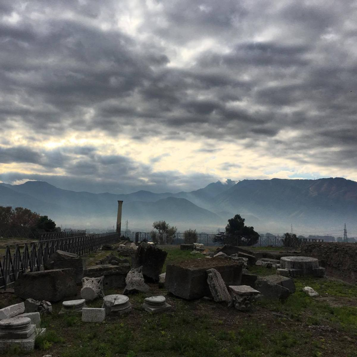 Uncovering the ancient ruins ofPompeii
