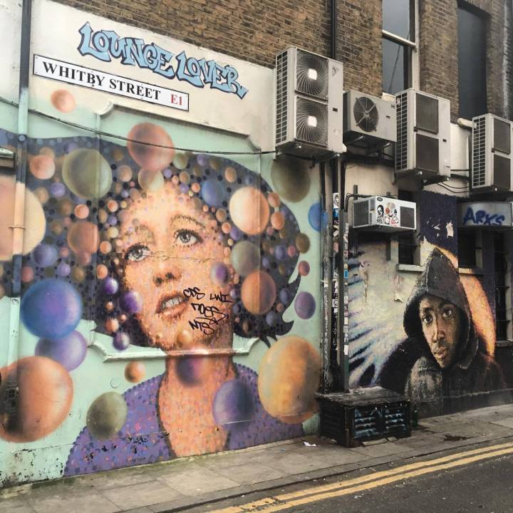 shoreditch streetart
