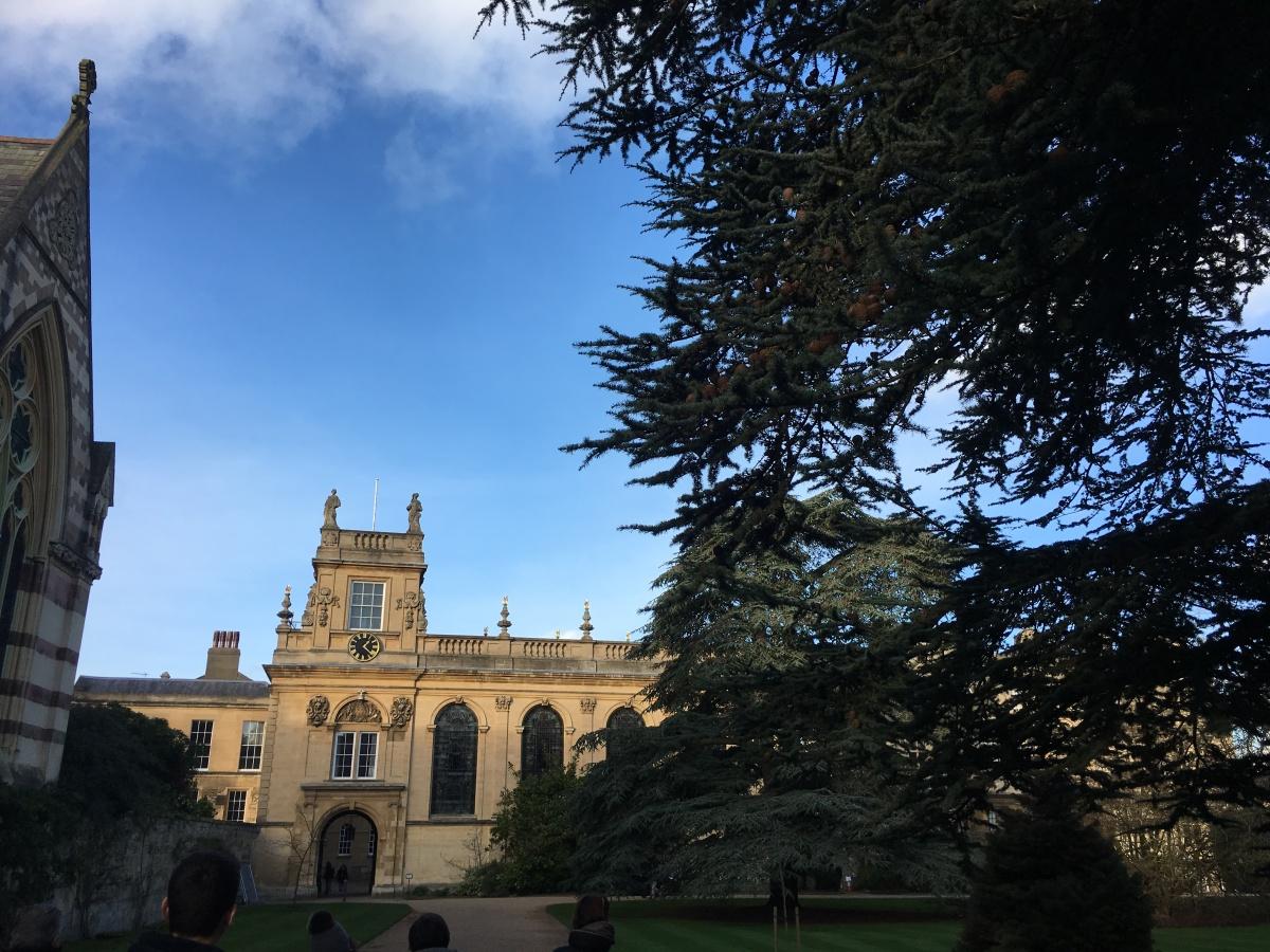 Oxford's Gem – Pitt RiversMuseum