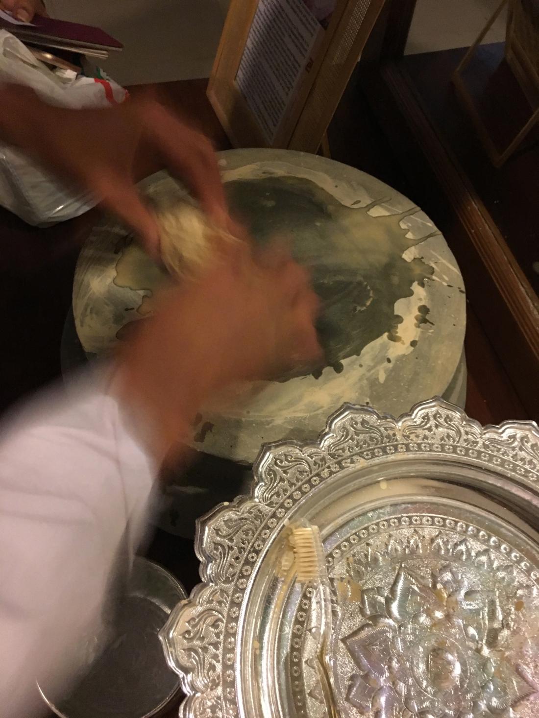 thanaka paste