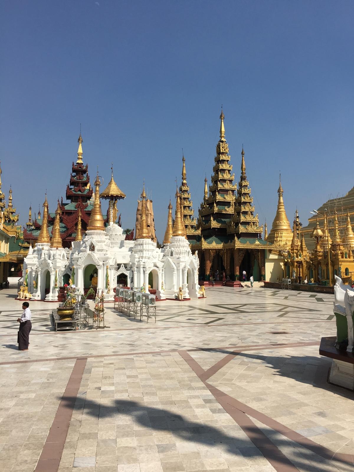 Myanmar's Crown Jewel – ShwedagonPagoda