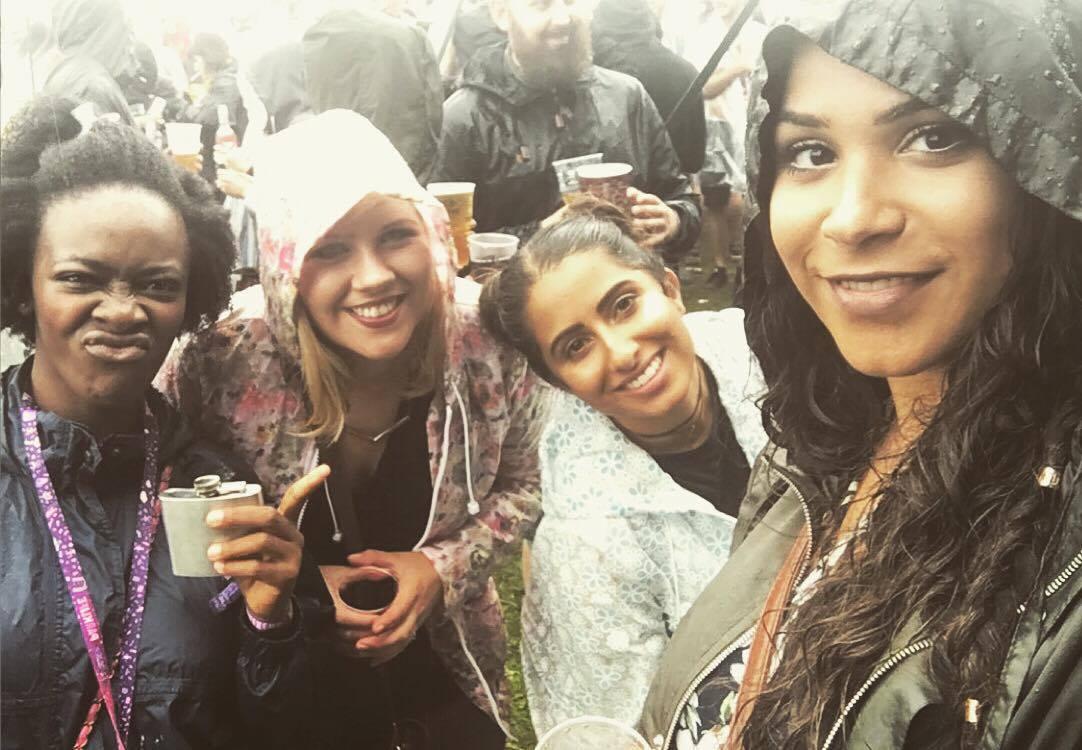 UK festival clothing