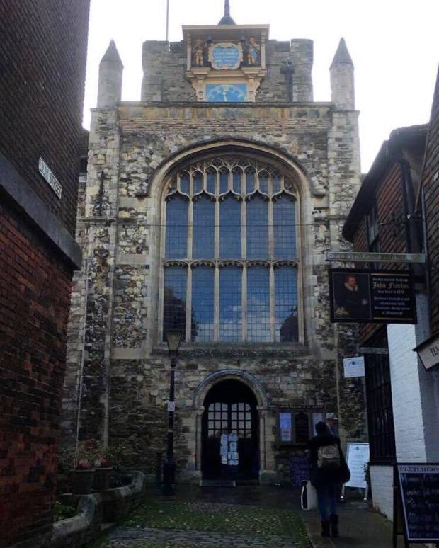 st mary's church rye