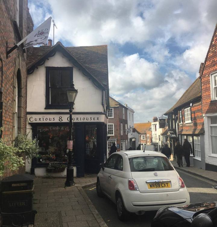 Just Outside London – Rye