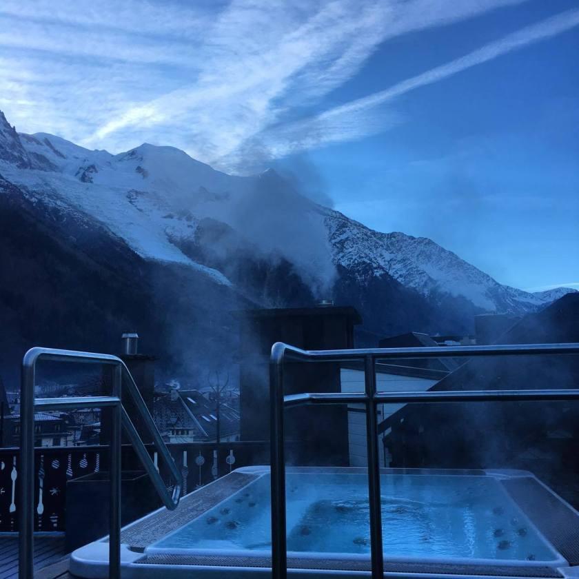 park hotel spa chamonix