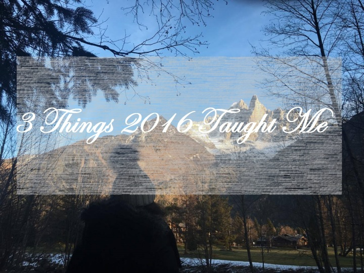 A letter to2016