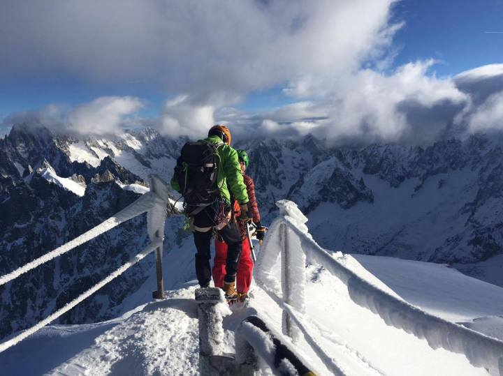 Non-skiers guide to Chamonix
