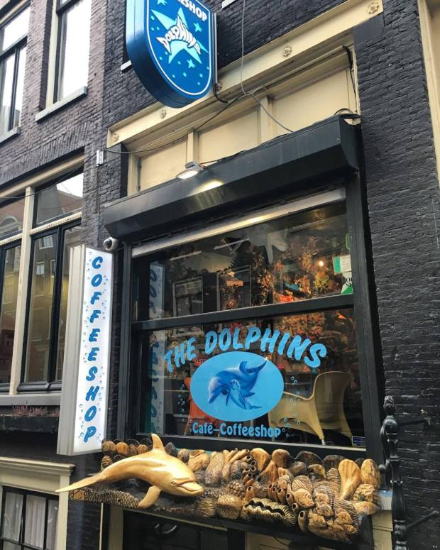 best coffee shops in Amsterdam