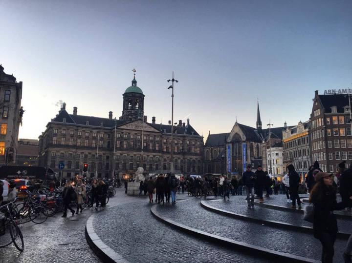 Weekend Getaway inAmsterdam