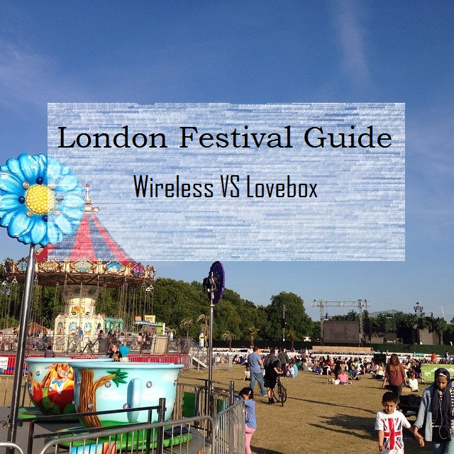 London Festival Guide: Wireless vs Lovebox