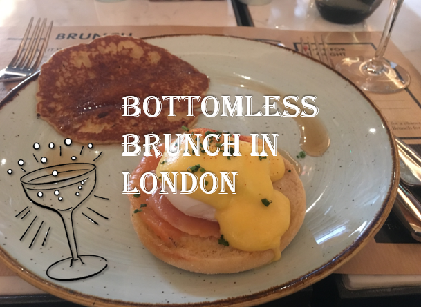 bottomless brunch in London