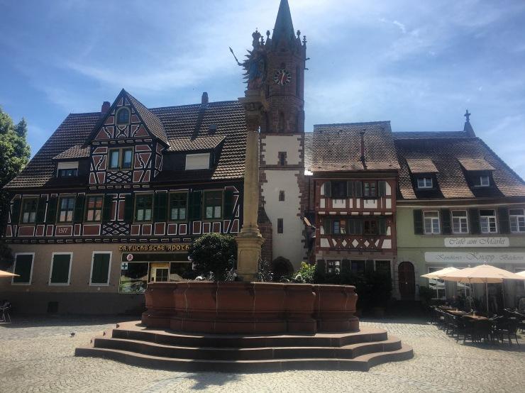ladenburg old town