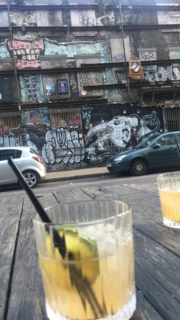 street art shoreditch