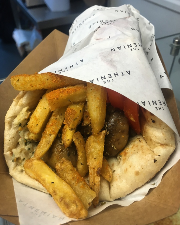 vegan greek food