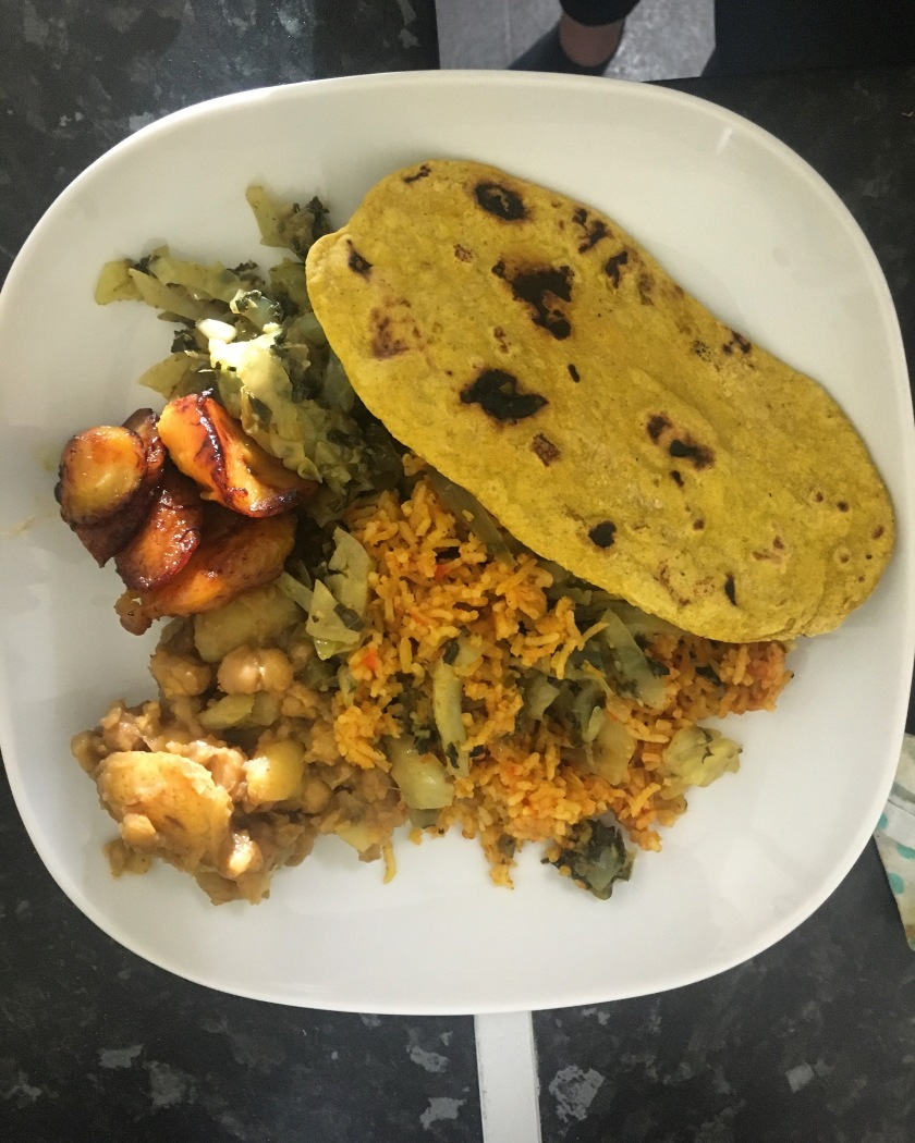 vegan carribbean food