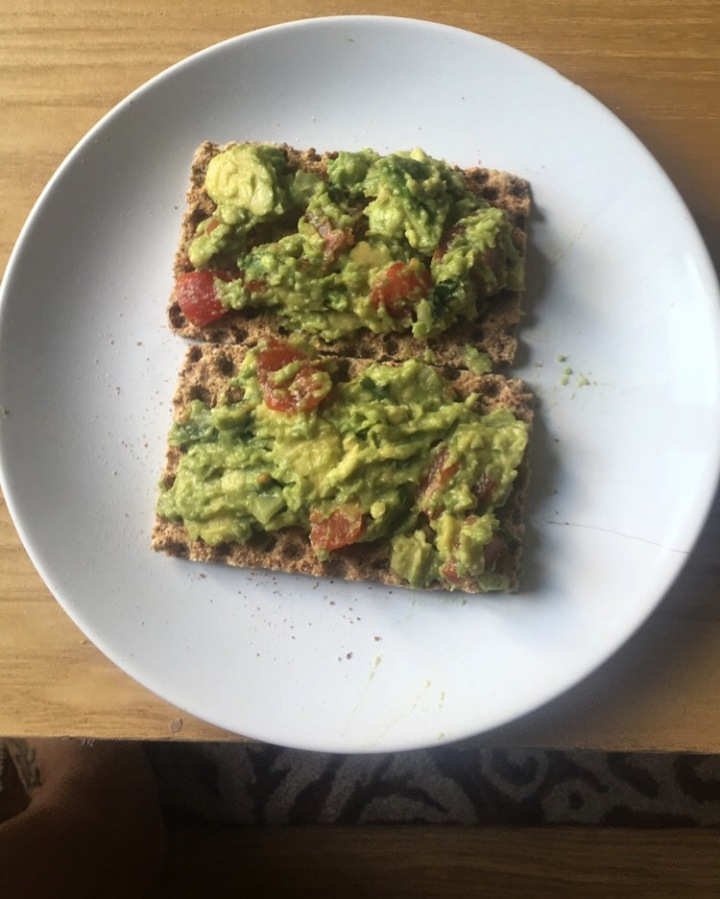 vegan breakfast