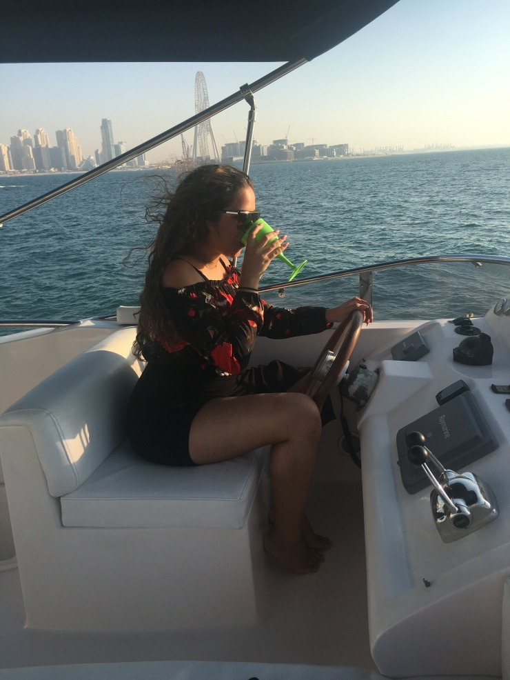 dubai yacht party
