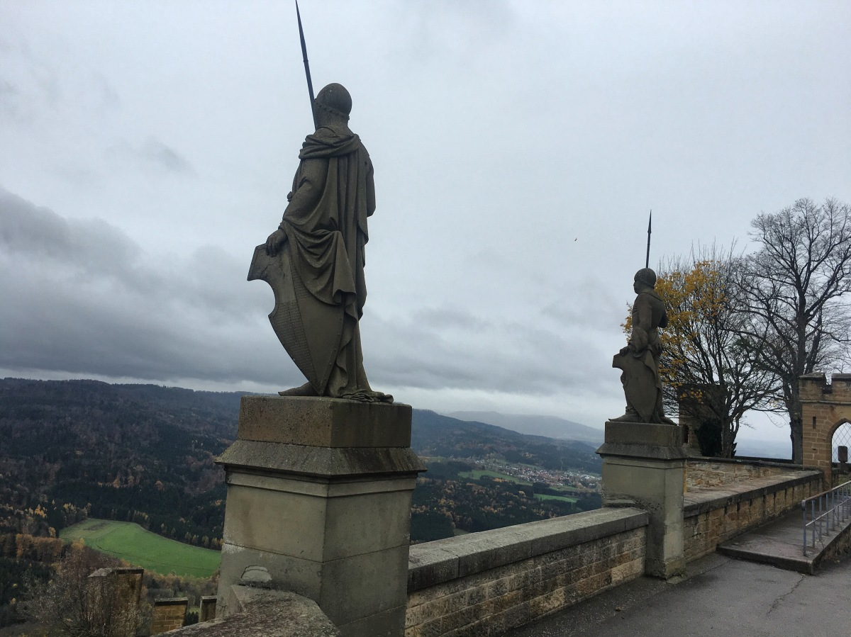 The Shaking History of the Hohenzollern Castle