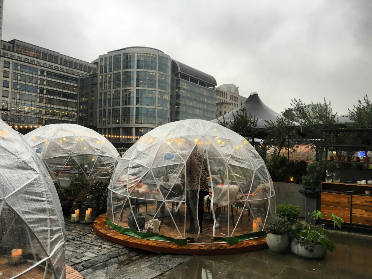 Boozy Brunchin – Igloo's in London