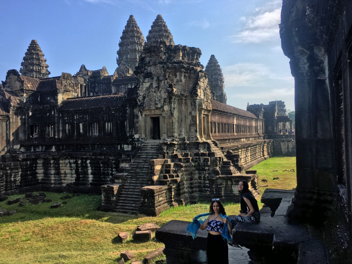 The Iconic Angkor Wat & Cambodian Adventures