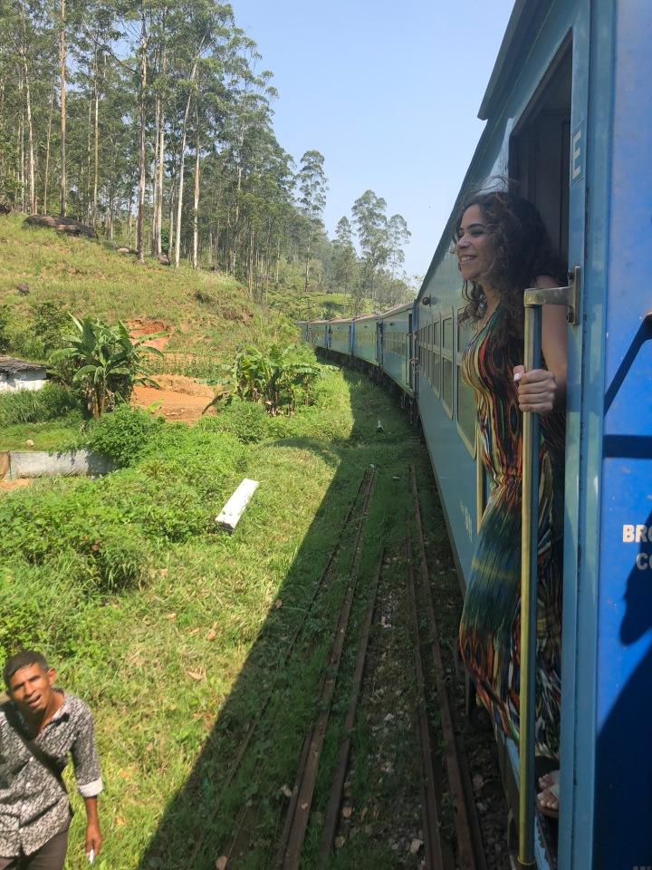 ella train ride