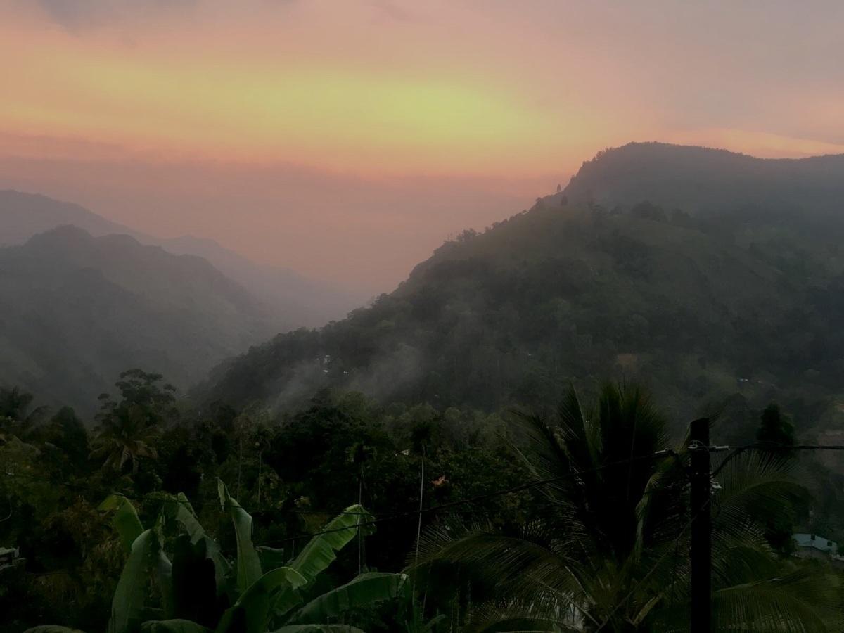 Sri Lanka Series – Views fromElla