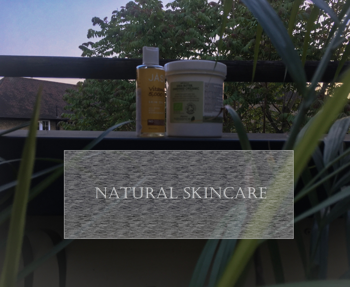 Natural Skincare MustHaves