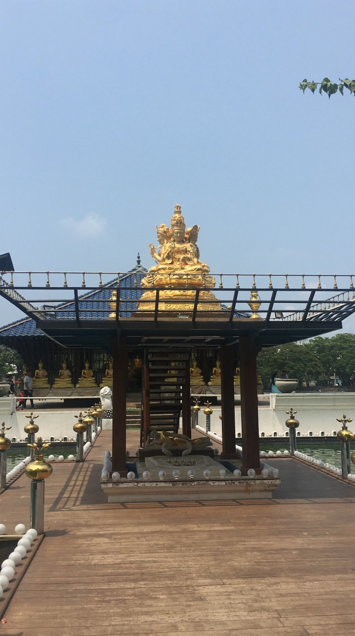 seema malaka temple