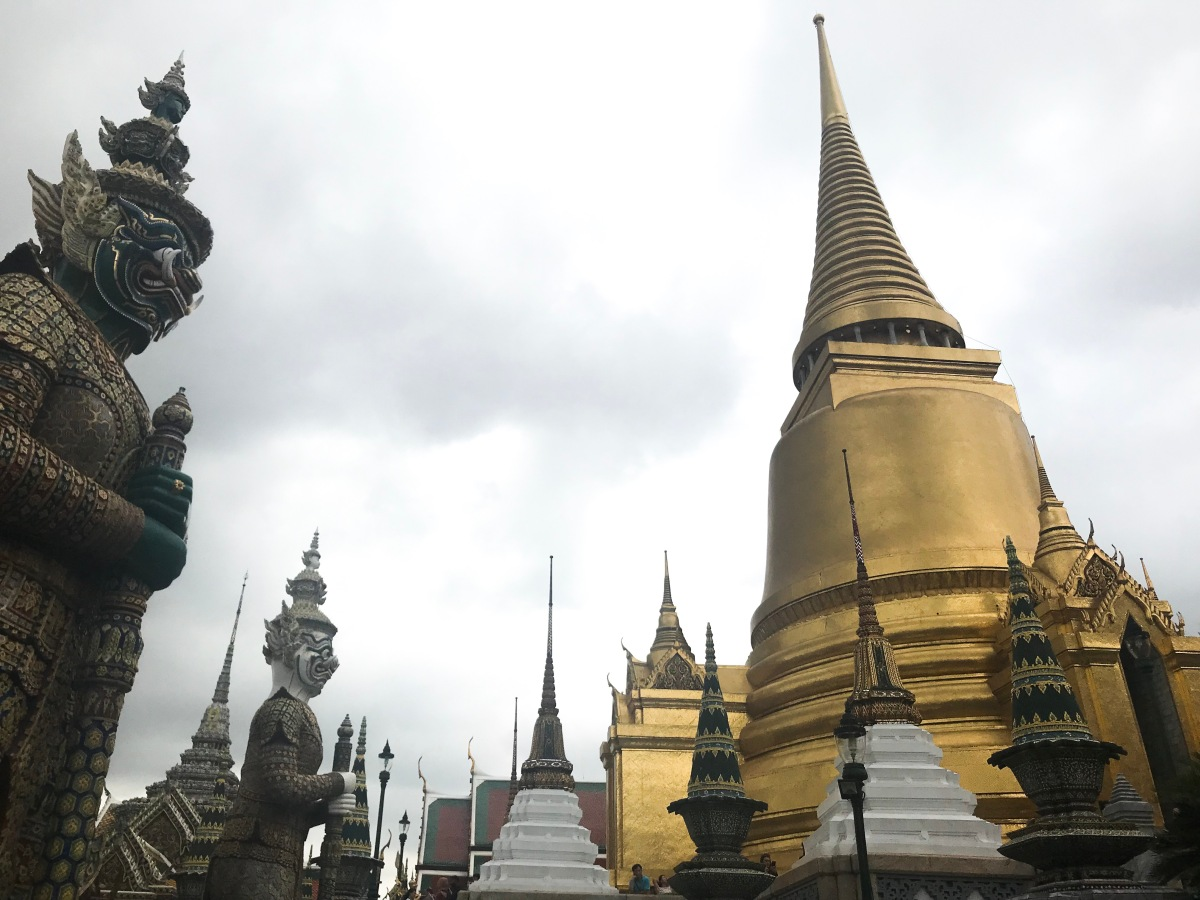 The Grand Palace – A Cultural Must in Bangkok