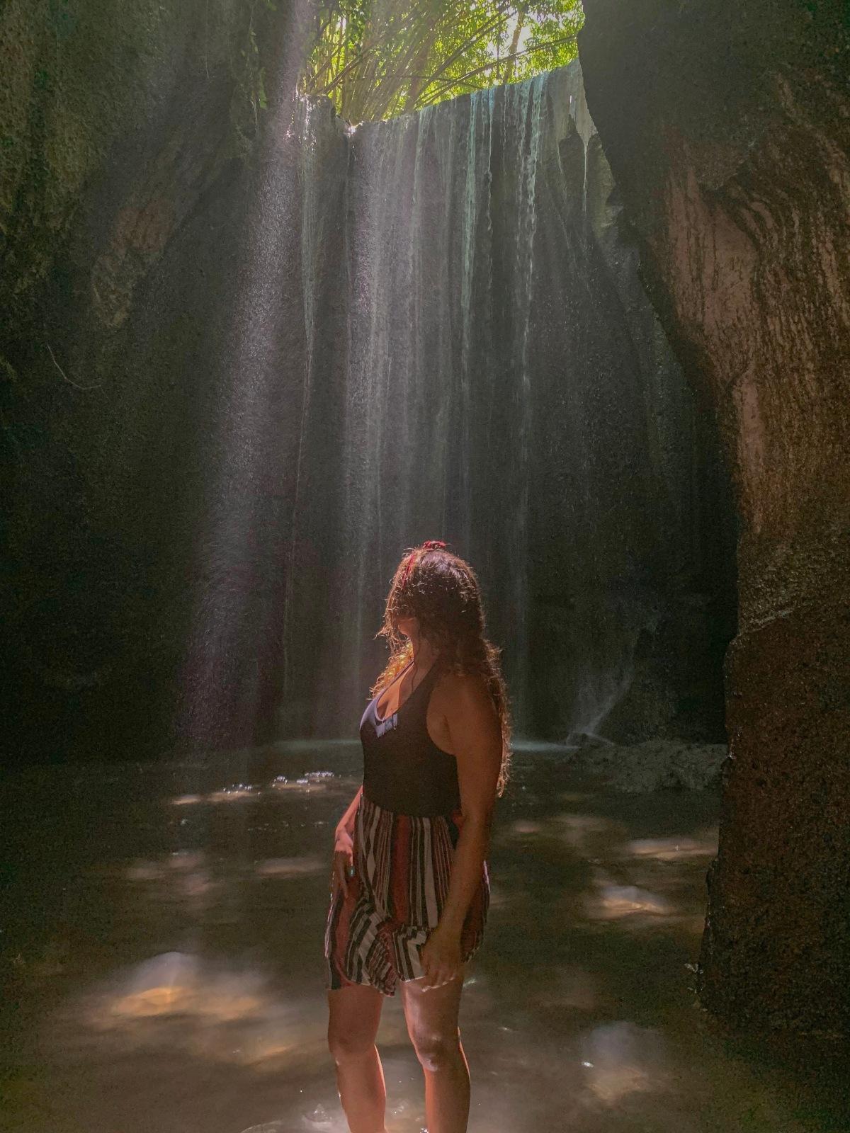 My Favourite Waterfalls ofBali