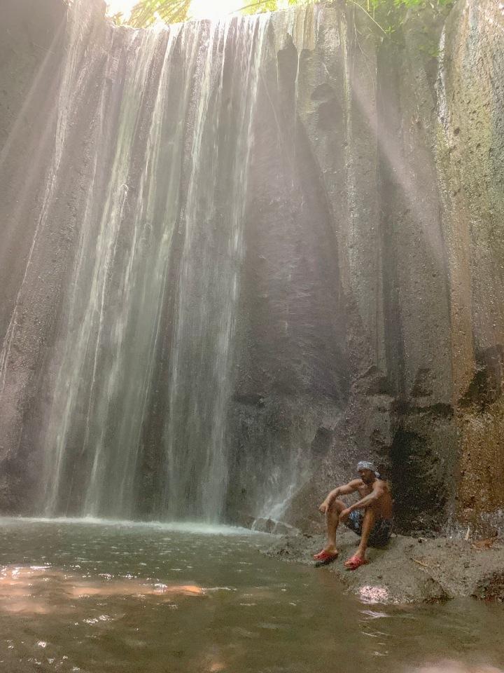 waterfalls bali
