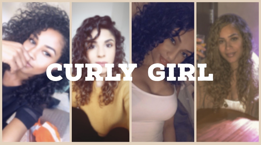 Curly Girl Inspo